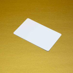 CUBE Programmed RFID Card
