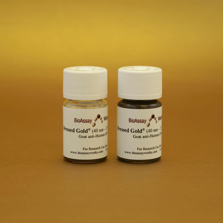 Dressed Gold® Protein A Conjugates - BioAssay Works LLC